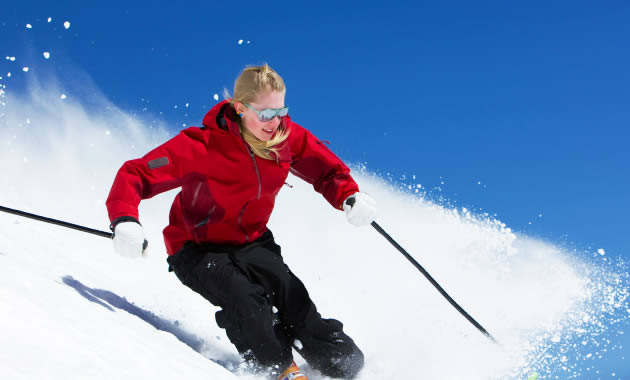 Ski sunglass