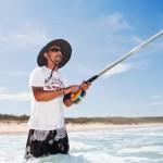 海釣り偏光サングラス